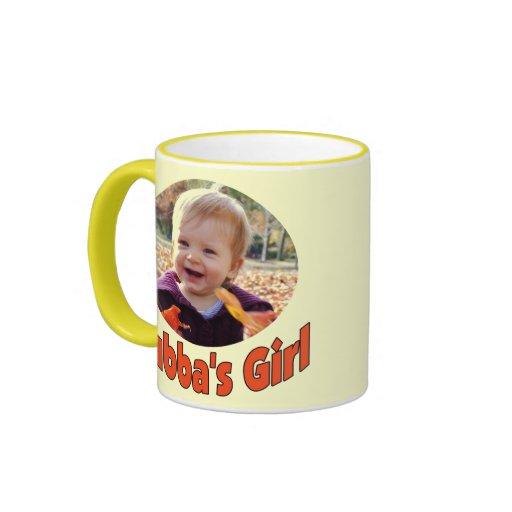Personalized, Bubba Girl Coffee Mug | Zazzle
