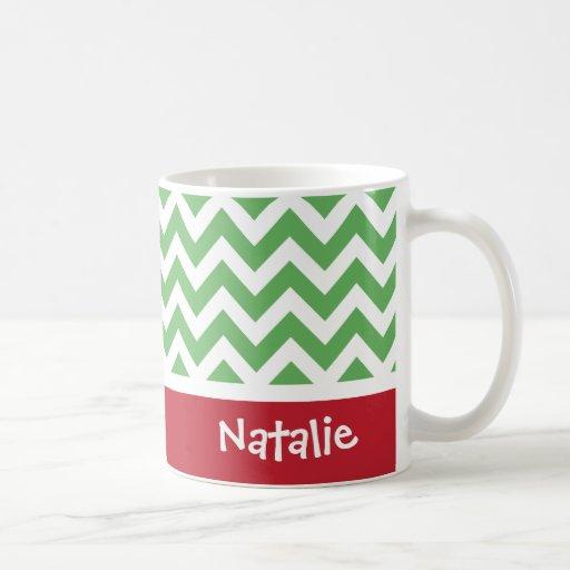 Personalized Christmas Coffee Mug | Zazzle