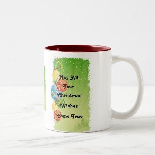 Personalized Christmas Coffee Mugs | Zazzle