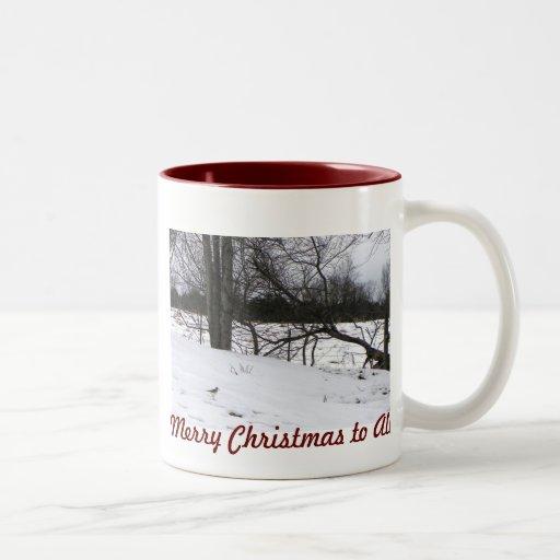 Personalized Christmas Coffee Mugs-Merry Christmas | Zazzle