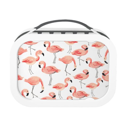 Flamingo Party Lunch Box