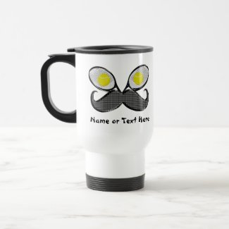 Personalized Funny Tennis Gifts Tennis Mug