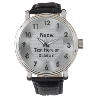 Personalized Golf Watches for Men and Women
