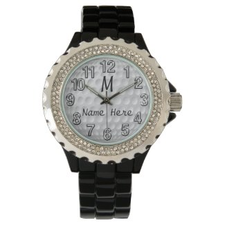 Personalized Golf Watches, Many Styles Women, Men Wristwatch