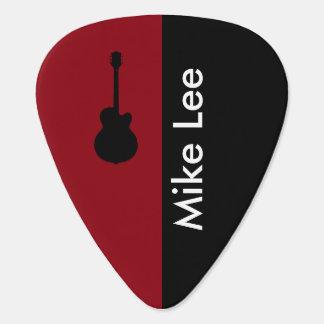 guitar picks zazzle. Black Bedroom Furniture Sets. Home Design Ideas