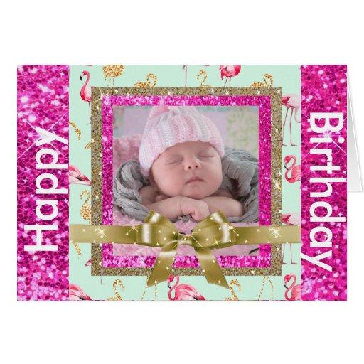 Personalized Happy Birthday Card For Grandma