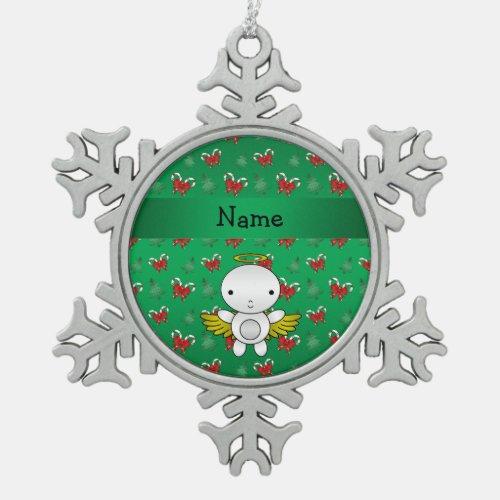 Vintage Religious Christmas Ornament: Let's Personalize That