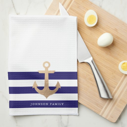 Nautical Kitchen Towel Set