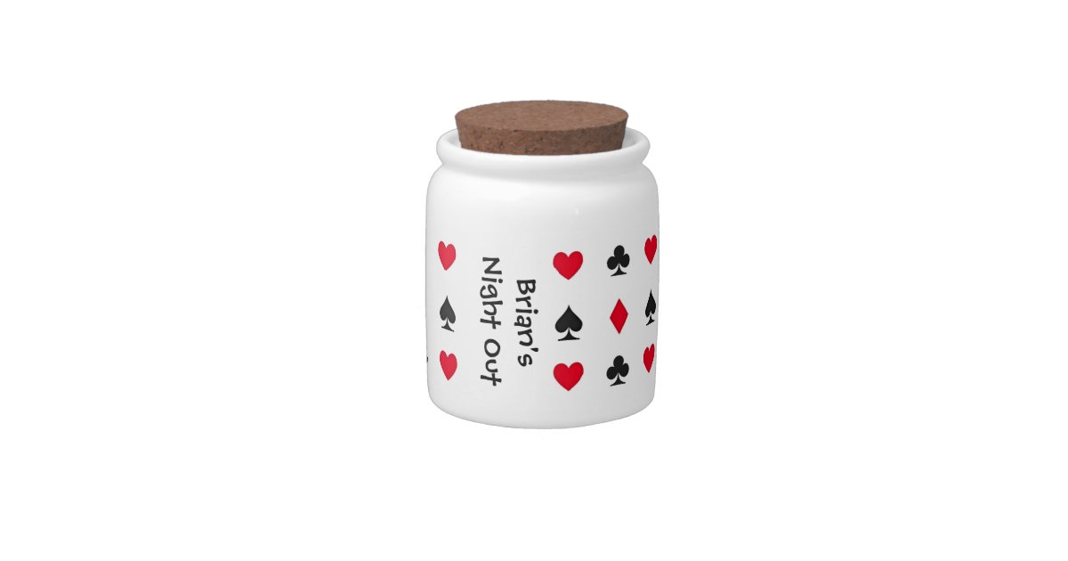 Poker 240x400 jar - Casino quality vegas playing cards