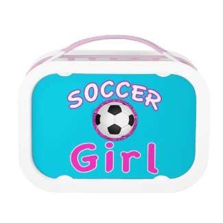 Personalized Soccer Lunch Boxes for Soccer Girls Yubo Lunch Box