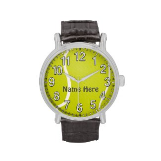 Personalized Tennis watches for Men