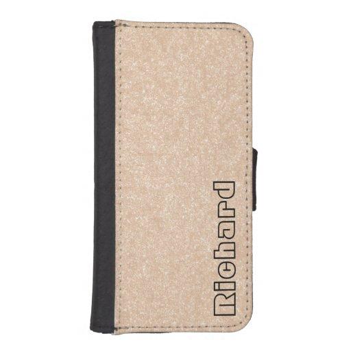 Vegan Iphone  Wallet Case