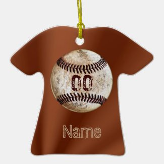 Personalized Vintage Baseball Team Gift Ideas