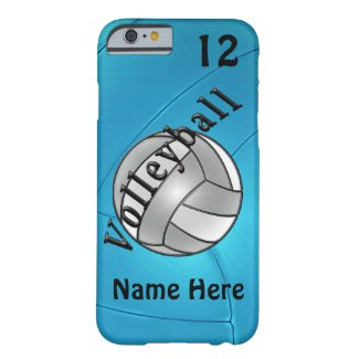 Personalized Volleyball iPhone 6 Cases for Her iPhone 6 Case