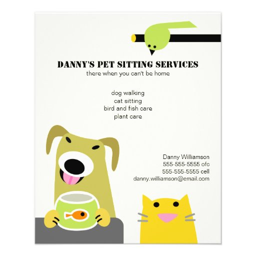 Hotel Pet Sitting Services