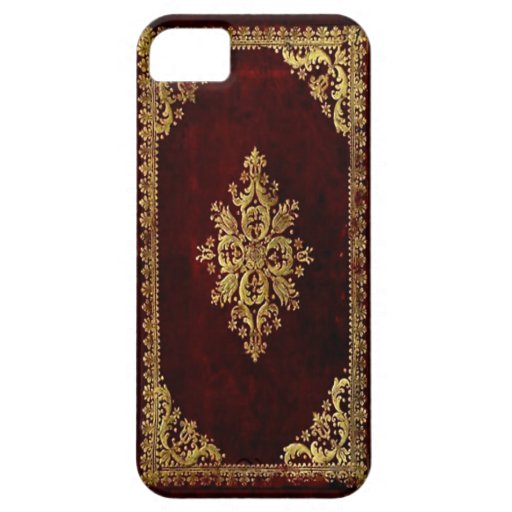 Phone cover - Antique Book - Victorian Style | Zazzle