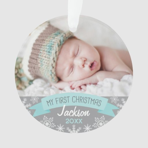 Babys First Christmas Gifts: Baby Boy First Christmas