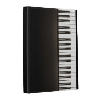 piano keyboard black white ipad cases 88 covers for the ipad 4 3 2 1 mini. Black Bedroom Furniture Sets. Home Design Ideas