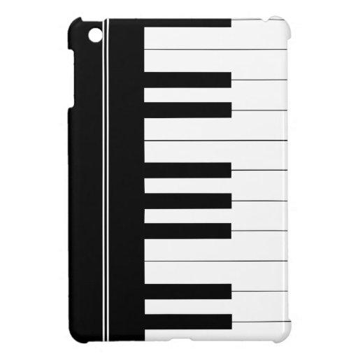 piano keyboard case for the ipad mini. Black Bedroom Furniture Sets. Home Design Ideas