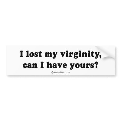 Opinion, you how it felt when i lost my virginity how that