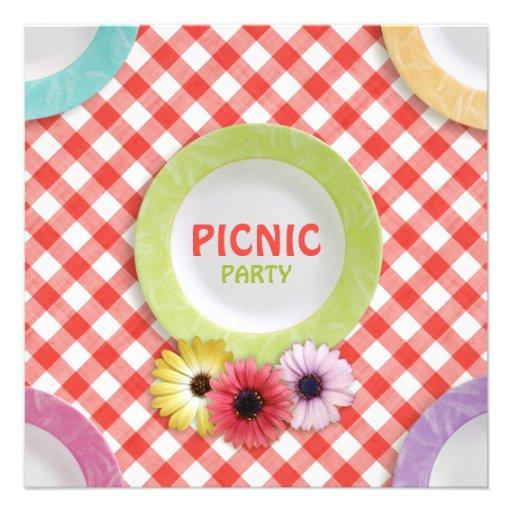 personalized picnic table invitations custominvitations4u com