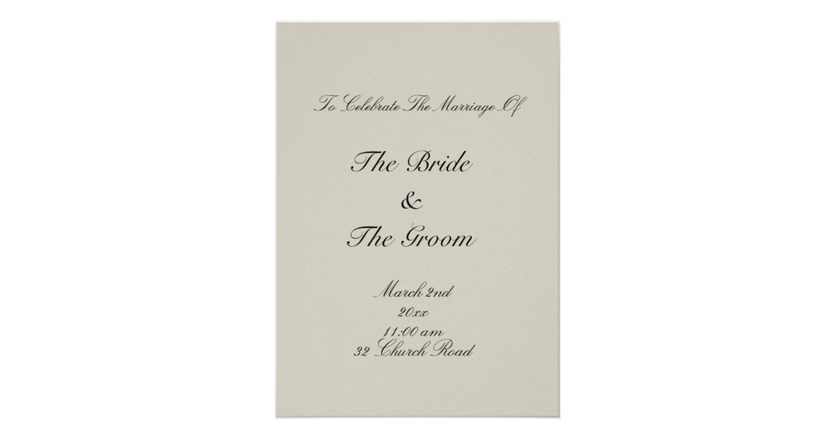 Picture Frame Wedding Invitations: Picture Frame Wedding Invitations