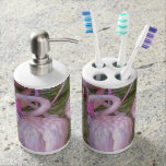 Fairy Seeds Soap Dispenser And Toothbrush Holder Zazzle