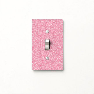 Glitter Light Switch Covers Zazzle