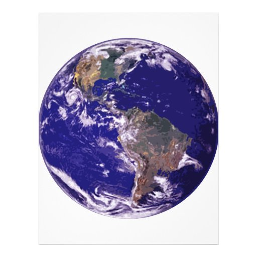 what color is earth the planet - photo #6