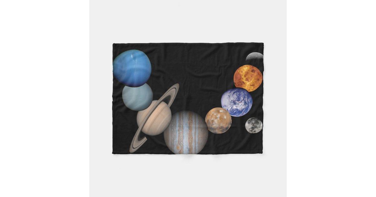 solar system blankets - photo #28