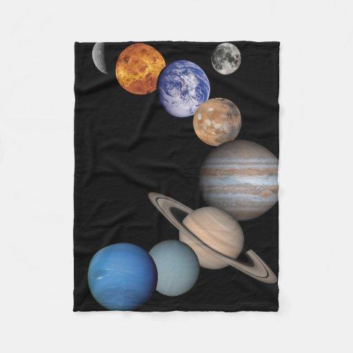 solar system blankets - photo #9