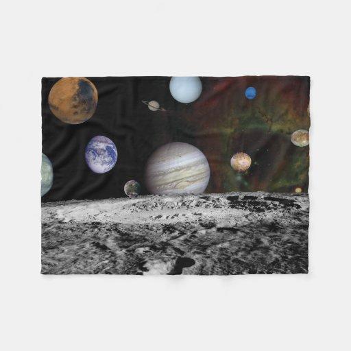 solar system blankets - photo #13