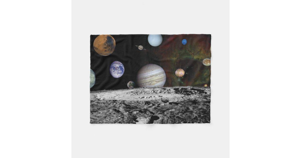 solar system blankets - photo #25
