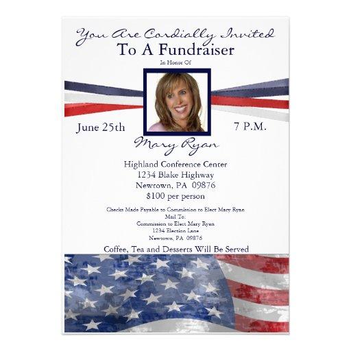 Personalized Political Invitations