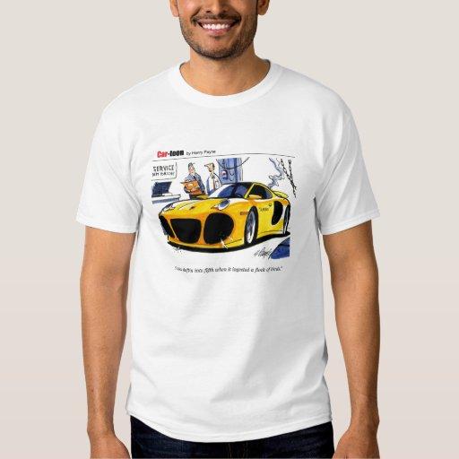 porsche 911 turbo t shirt zazzle. Black Bedroom Furniture Sets. Home Design Ideas