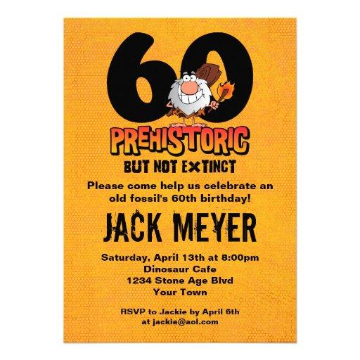 Funny Birthday Cards Invitations: 1,000+ Funny 60th Birthday Invitations, Funny 60th
