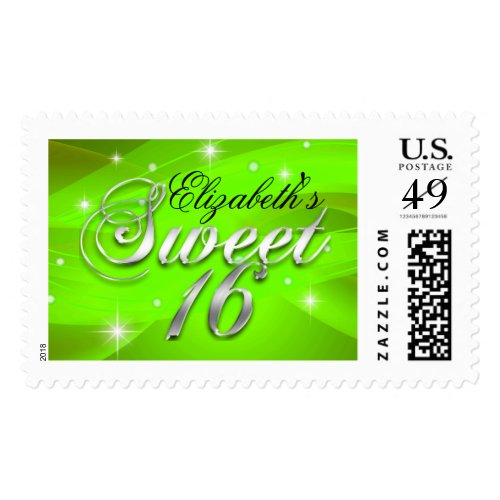 Special Birthday Postage Stamps - Custom Postage Stamps