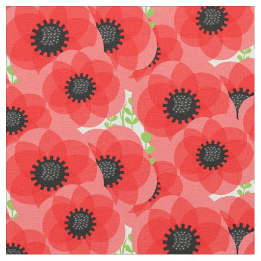 poppy print fabric - photo #8