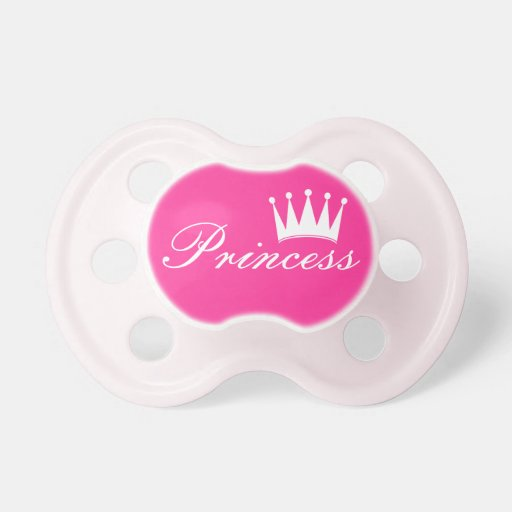 Princess Pacifier BooginHead Pacifier