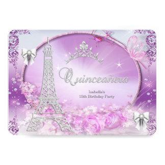 Quinceanera Invitations & Announcements