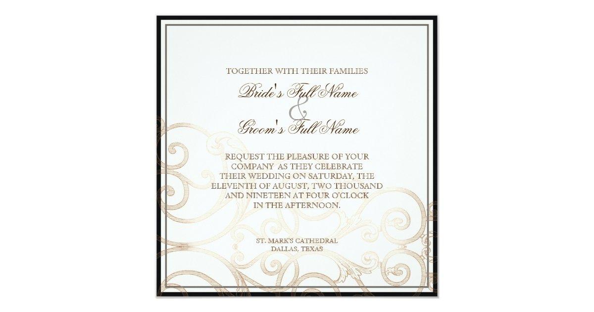 Hummingbird Wedding Invitations: Protea Hummingbirds - Wedding Invitation