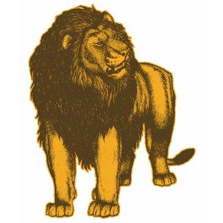 Proud Lion Women Apparel shirt