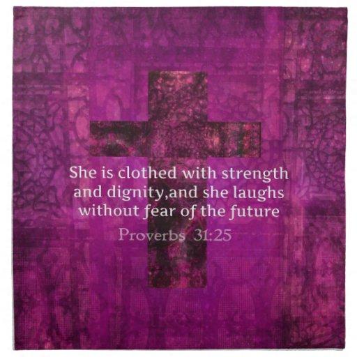 Proverbs 31 25 Inspira...