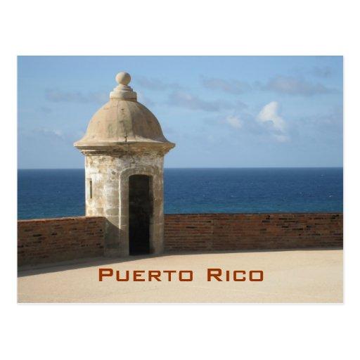 Puerto Rico Postcard Zazzle