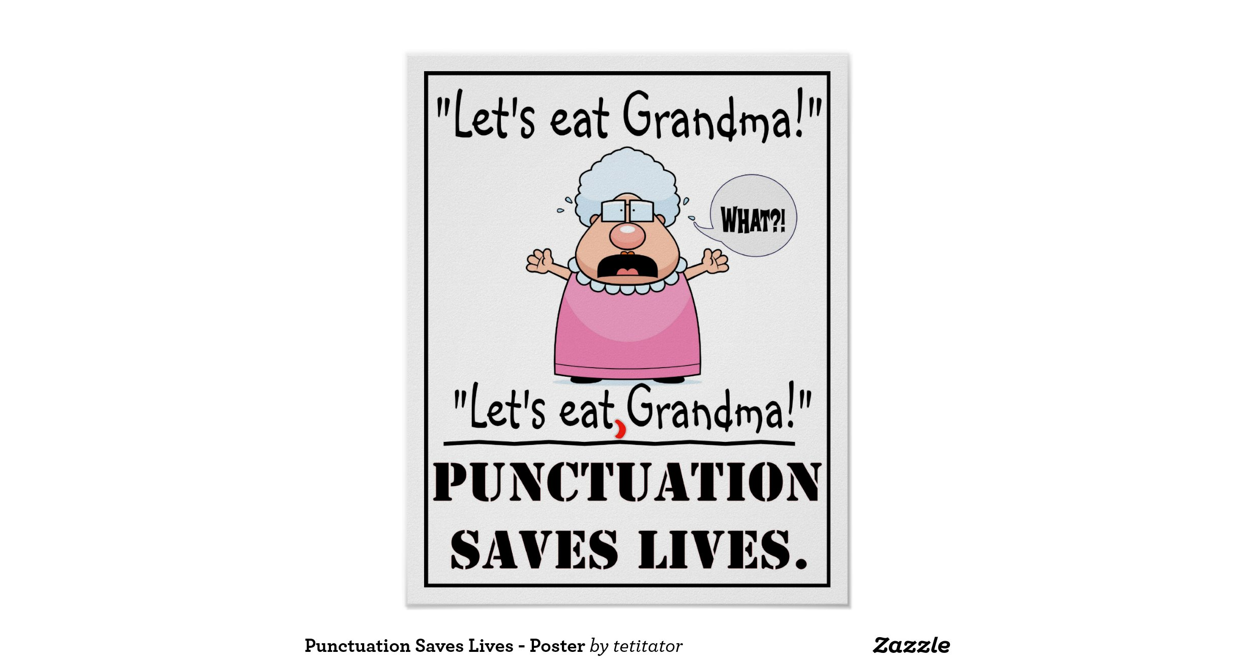 punctuation_saves_lives_poster ...