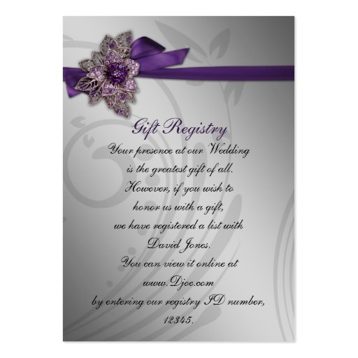 What Is A Gift Registry For Wedding