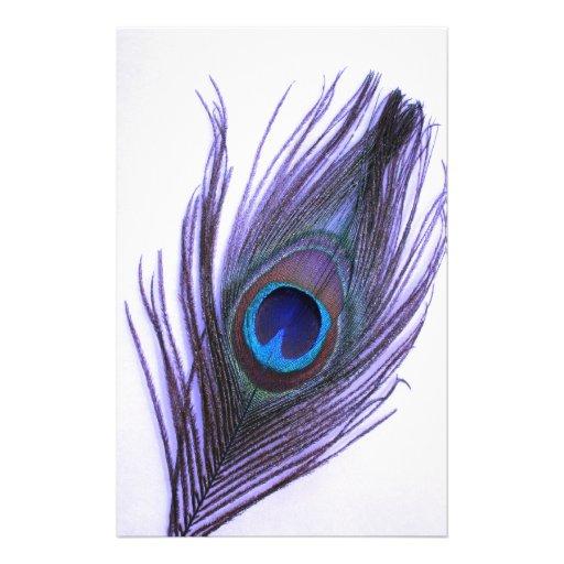 Purple Peacock Feathers | www.imgkid.com - The Image Kid ...