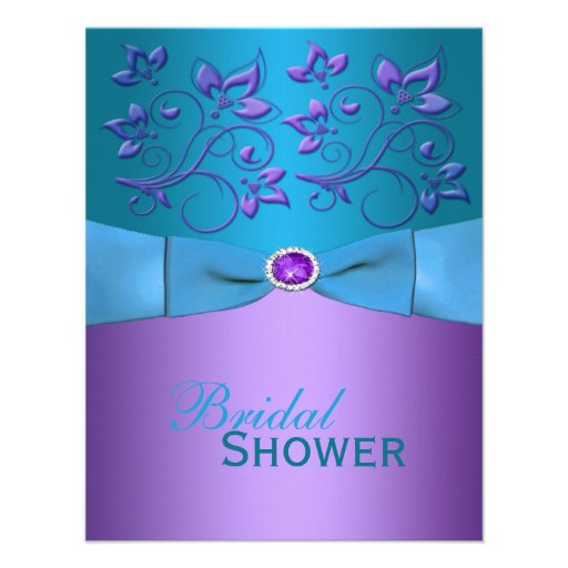 Wedding Invitations Turquoise: 384+ Purple And Turquoise Wedding Invitations, Purple And