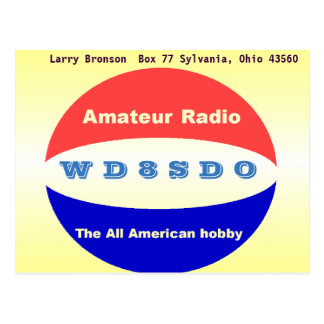 Amateur Radio Qsl 41
