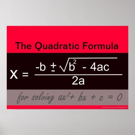 Flipgrid videos and who I'll be following – History can be ...   Quadratic Formula Art
